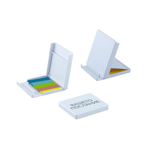 Гравирана Поставка за телефон със самозалепващи листчета