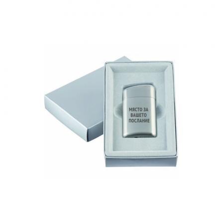 Гравирана Метална пиезо запалка Unilite
